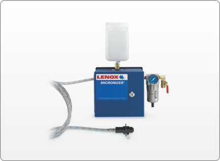 LENOX MICRONIZER® BAND SAW FLUID APPLICATOR