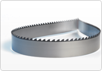 CARBIDE BAND SAW BLADES