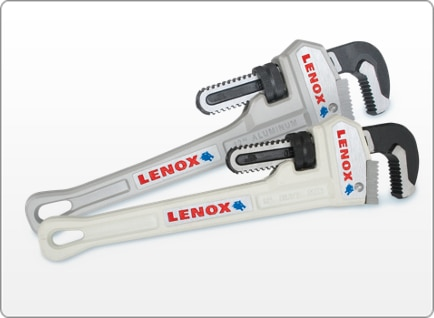 LENOX PIPE WRENCHES